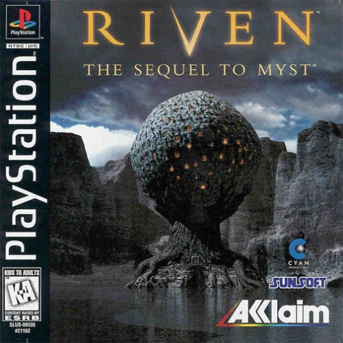 Riven - The Sequel to Myst [CD1] [U] ISO < PSX ISOs
